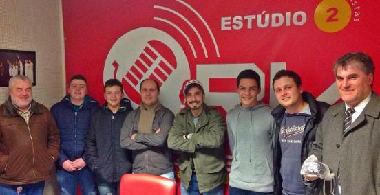 Amigos de Sá Futsal (juvenis) – 16/dezembro